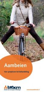 Folder aambeien afbeelding voor op de website