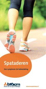 Folder spataderen afbeelding voor op de website