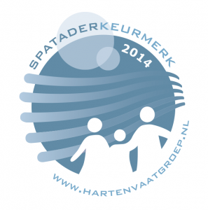 Spataderkeurmerk Digitaal 2014